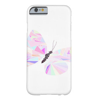 Geometric butterfly barely there iPhone 6 case