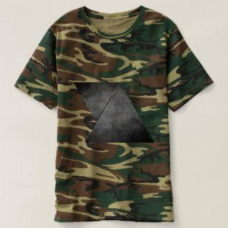 Geometric Camo T-Shirt