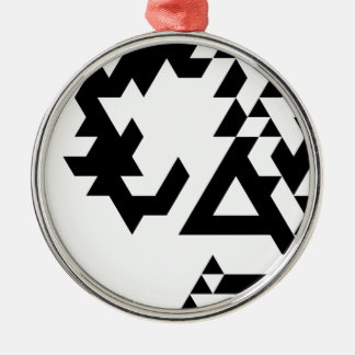 Geometric Christmas Ornament
