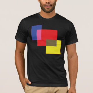Geometric Colors T-Shirt