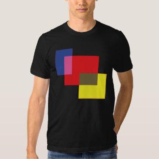 Geometric Colors Tshirts