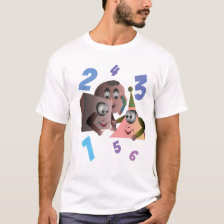 Geometric cute t-shirt
