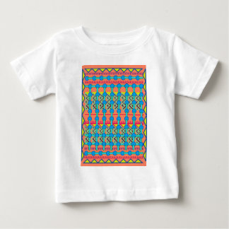 Geometric Design Baby T-Shirt