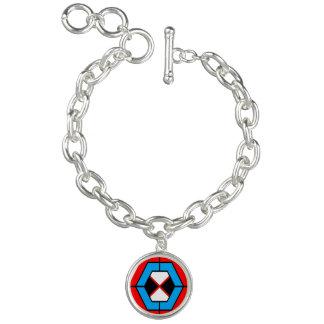 Geometric Design Bracelet