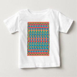 Geometric Design Tee Shirt