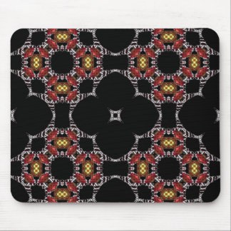 """Geometric Designs 22""device cases&skins"".* Mouse Pad"