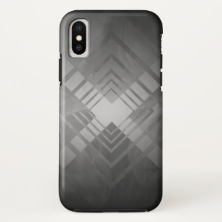 Geometric Diamond Cross Iphone Cover