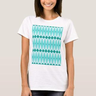 Geometric Diamonds & Starbursts T-Shirt