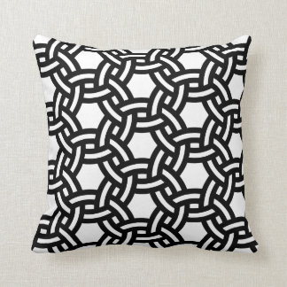 Geometric fashion for the home pillows