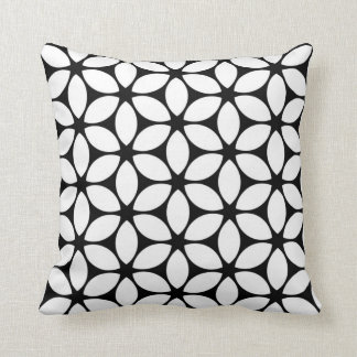 Geometric fashion for the home throw pillows