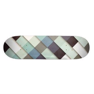 Geometric Grunge Graphic Skateboards