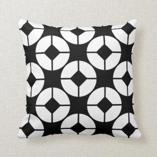 Geometric Home Fashion  2012 Throw Pillow