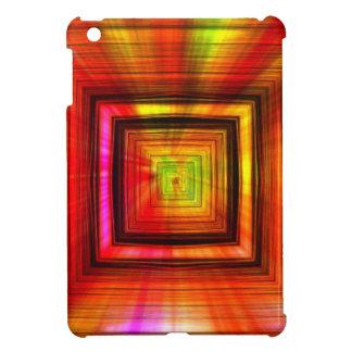 Geometric Illusion iPad Mini Cover