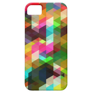 Geometric iPhone 5 Barely There iPhone 5 Case