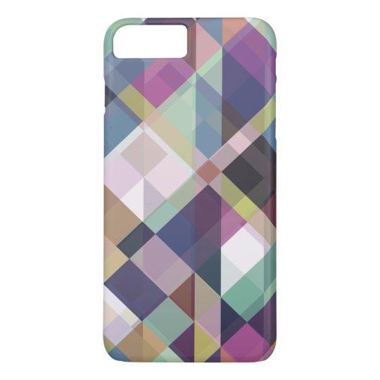 geometric iPhone 7 barely case .