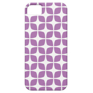 Geometric iPhone Case in Radiant Orchid