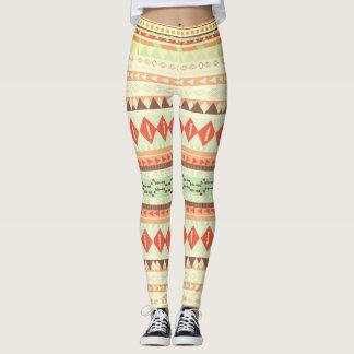 geometric leggings