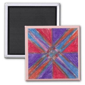 Geometric Magnet Tile