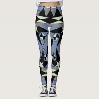 Geometric Mandala Leggings