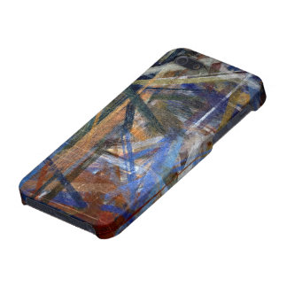 Geometric Modern Abstract Art iPhone 5/5S Cases