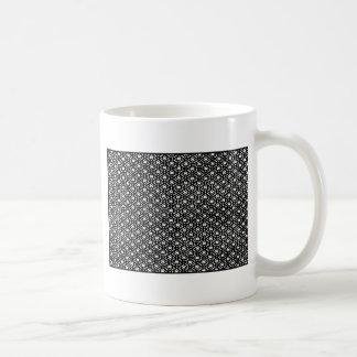 GEOMETRIC MONOCHROME COFFEE MUG