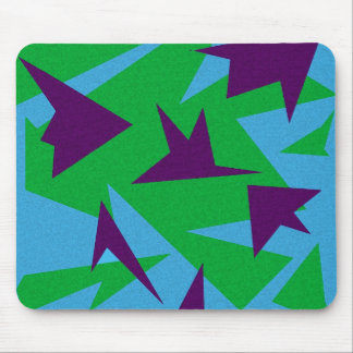 Geometric Mouse Pad