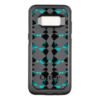 Geometric OtterBox Commuter Samsung Galaxy S8 Case