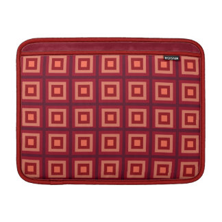 "Geometric Pattern 13"" MacBook sleeve"