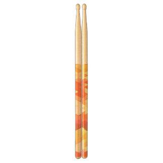 Geometric pattern 1 drumsticks