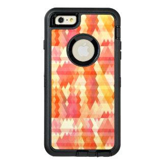 Geometric pattern 1 OtterBox defender iPhone case