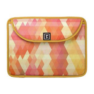 Geometric pattern 1 sleeve for MacBook pro