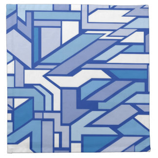 Geometric pattern 2 napkin