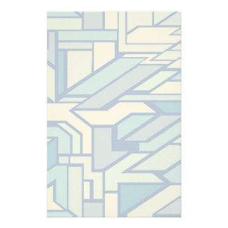 Geometric pattern 2 stationery