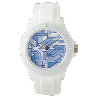 Geometric pattern 2 watch