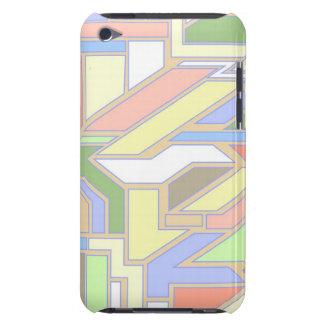 Geometric pattern 3 Case-Mate iPod touch case