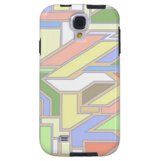 Geometric pattern 3 galaxy s4 case