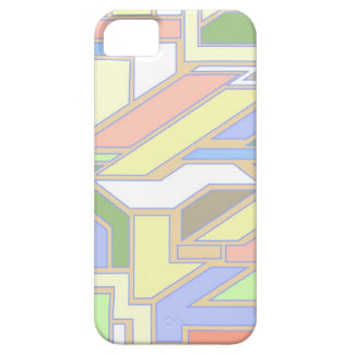 Geometric pattern 3 iPhone 5 case
