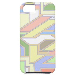 Geometric pattern 3 iPhone 5 cover
