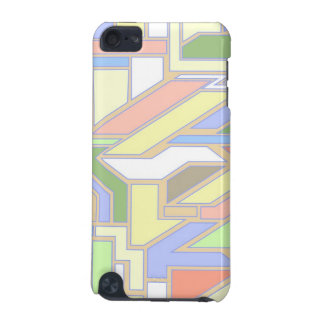 Geometric pattern 3 iPod touch (5th generation) cover