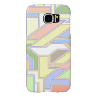 Geometric pattern 3 samsung galaxy s6 cases