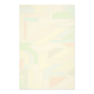 Geometric pattern 3 stationery