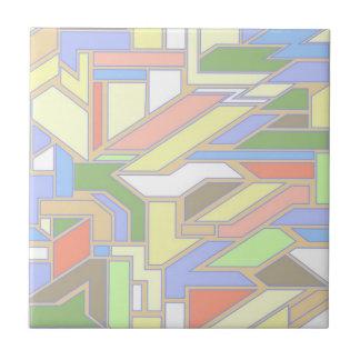Geometric pattern 3 tile
