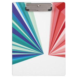 Geometric Pattern Clipboard