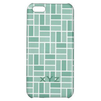 Geometric Pattern custom cases iPhone 5C Cases