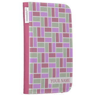 Geometric Pattern custom cases Kindle Cases