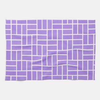 Geometric Pattern custom hand towels