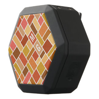 Geometric Pattern custom monogram speaker