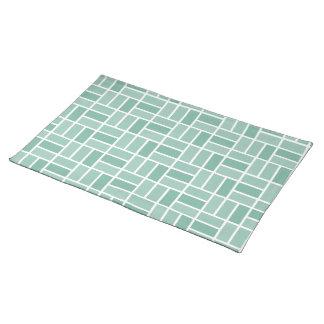Geometric Pattern custom placemats
