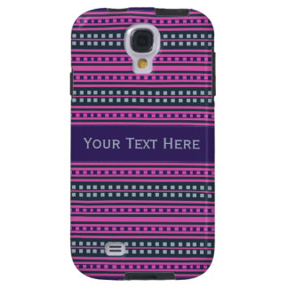 Geometric Pattern custom Samsung cases