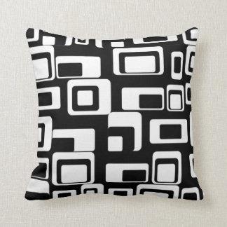 geometric pattern,elegant retro style pillow